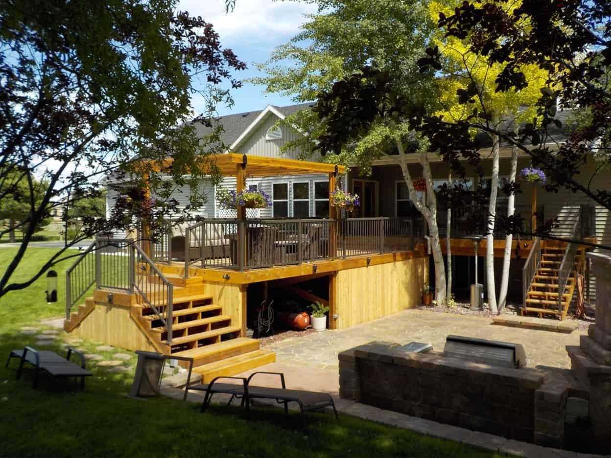 Best Deck in Idaho Falls