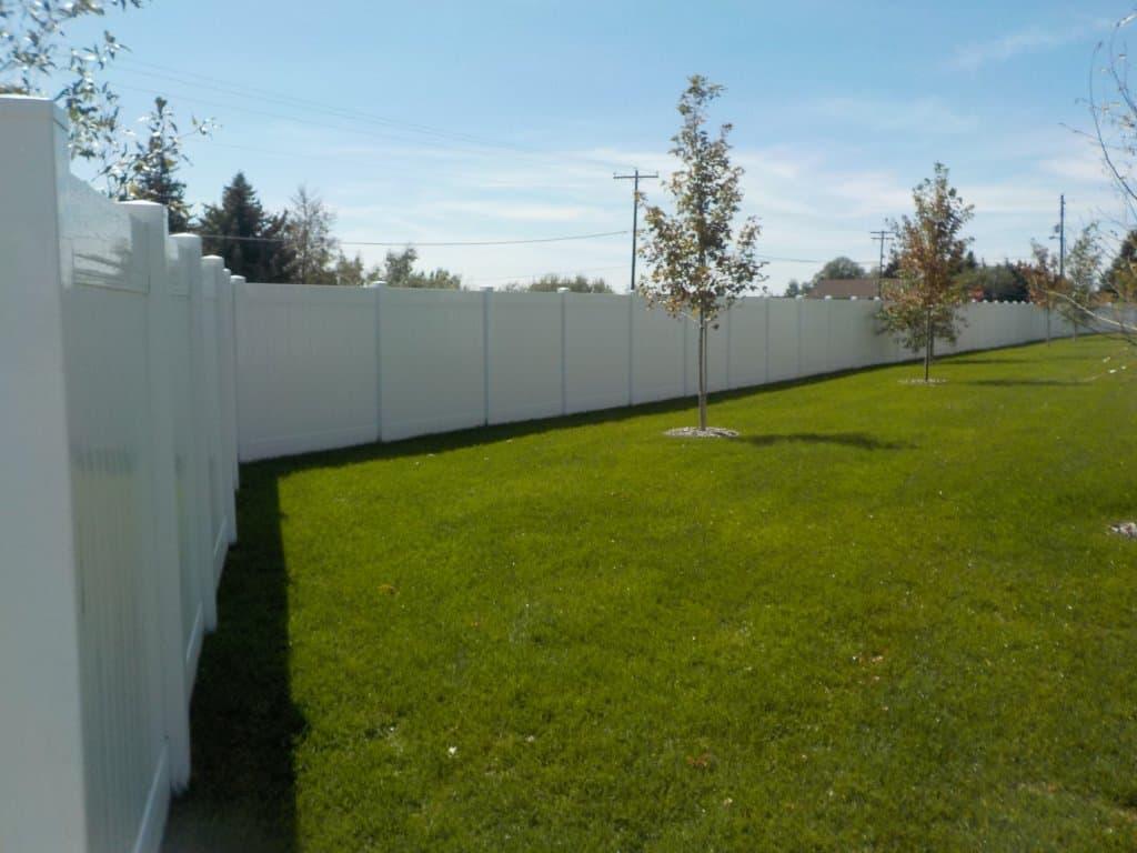 vinyl lewis fence u0026 deck